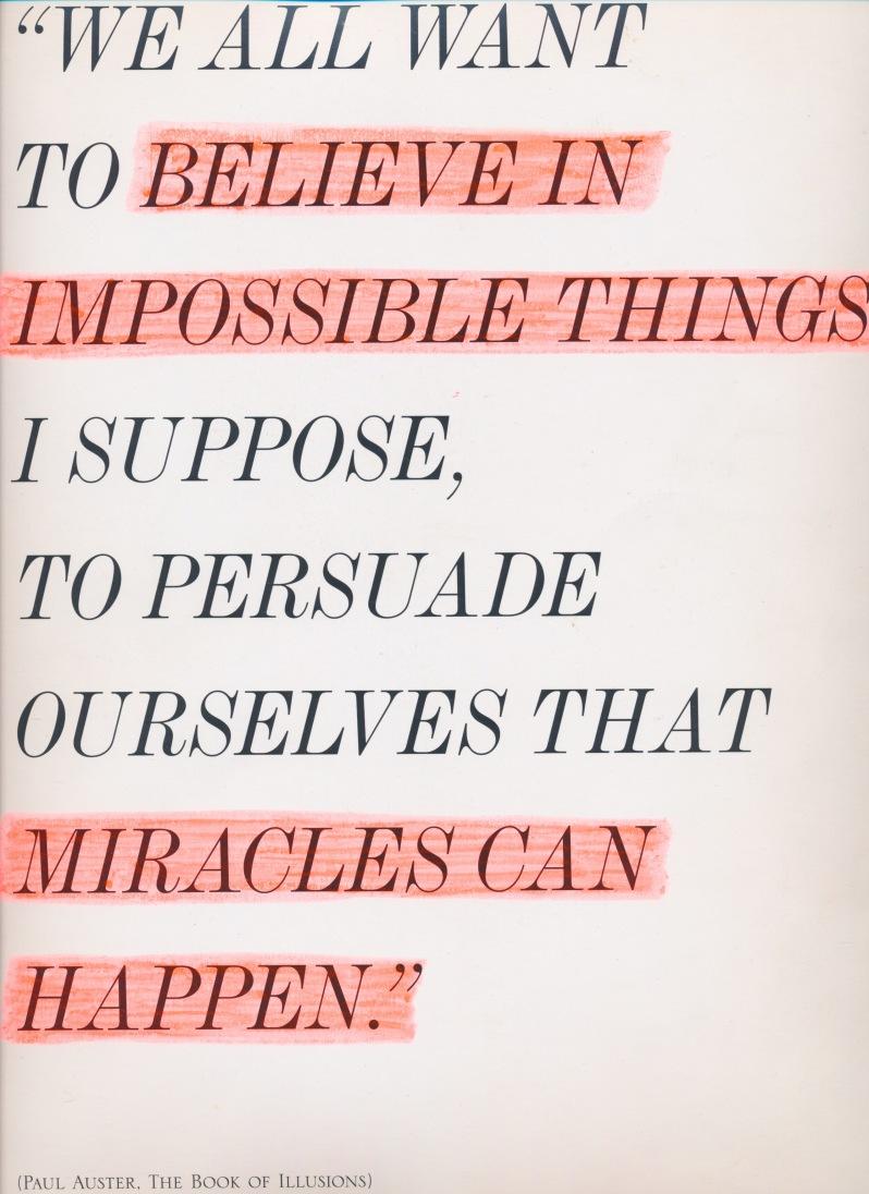 miracles 3
